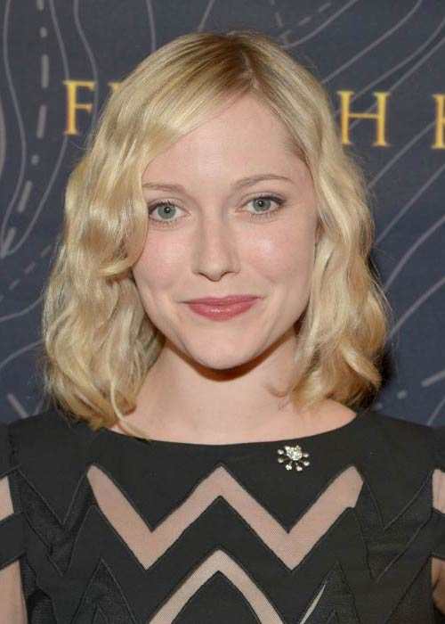 Georgina Haig at French Kiss film premiere in May 2015 in Marina del Rey, California