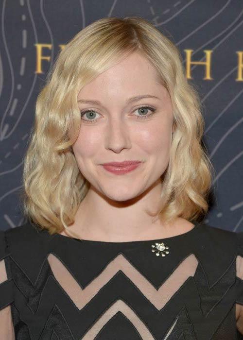 Georgina Haig at French Kiss film premiere in May 2015 in Marina del Rey, California