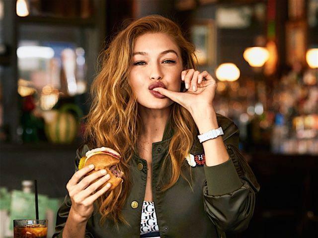 Gigi Hadid for Harper's Bazaar October 2016 issue