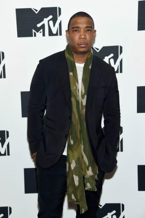 Ja Rule at the MTV 2015 Upfront presentation