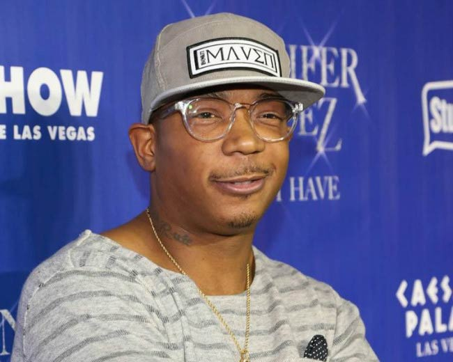 "Ja Rule at the after party for ""JENNIFER LOPEZ: ALL I HAVE"" in January 2016"