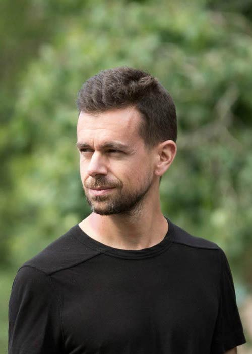 Jack Dorsey at the annual Allen & Company Sun Valley Conference in July 2016 in Sun Valley, Idaho