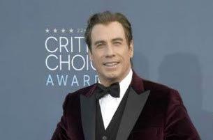 John Travolta Height, Weight, Age, Body Statistics