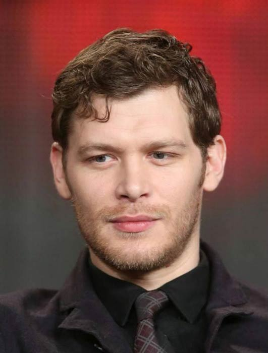Joseph Morgan at The CW 2015 Winter Television Critics Association press tour