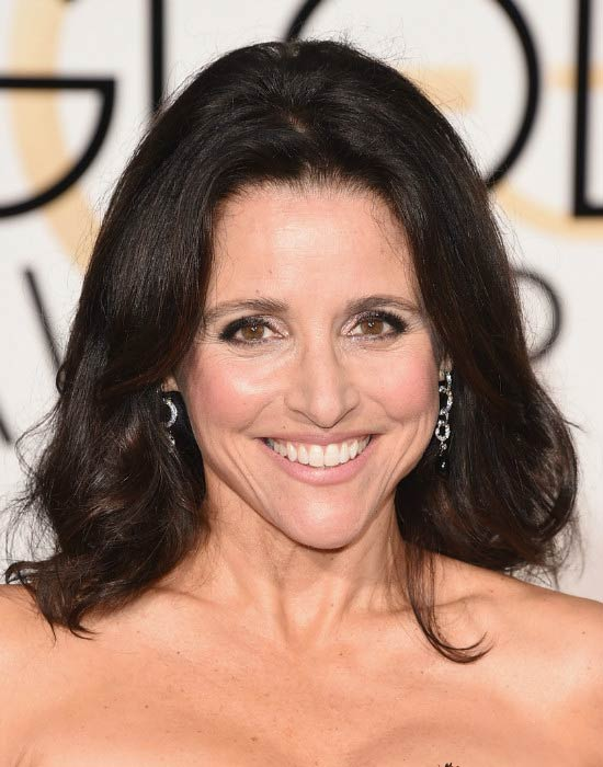 Julia Louis-Dreyfus at the Emmys Week 2015 celebration