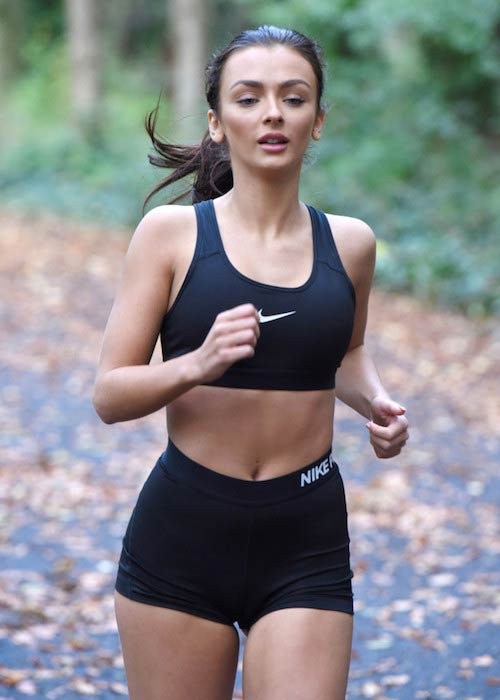 Kady McDermott running her way to fitness