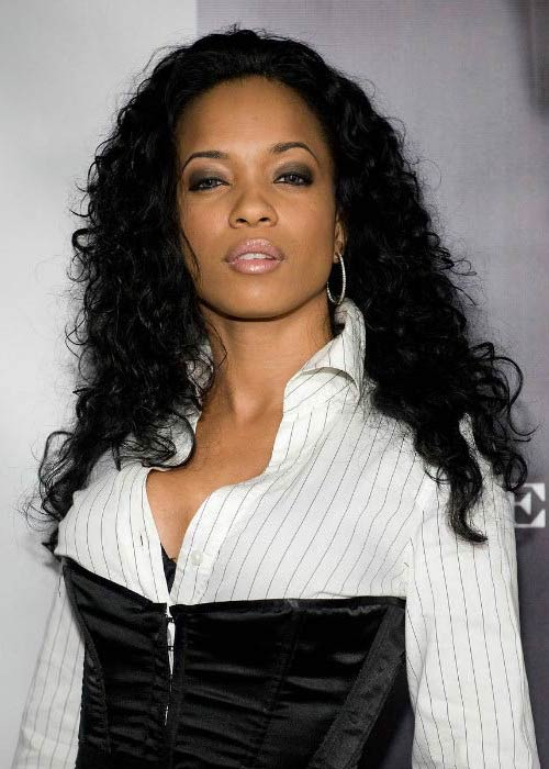 Karrine Steffans at the book party for '21 Nights' by Prince and Randee St. Nicholas in May 2008