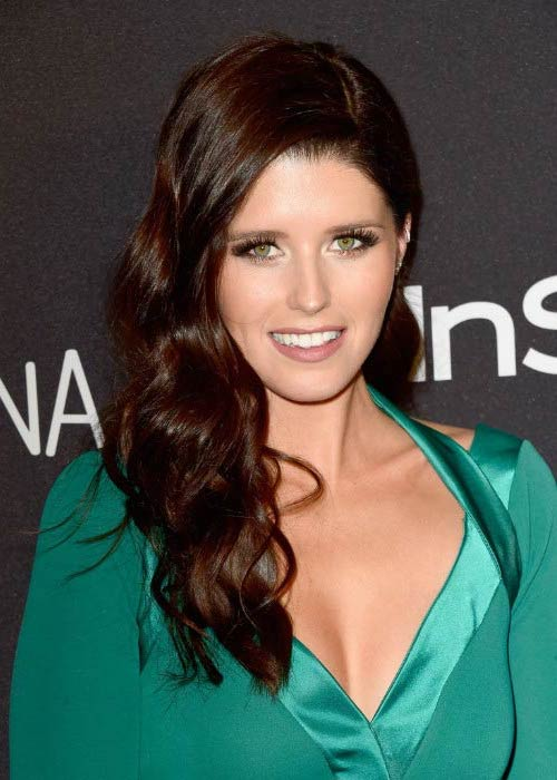 Katherine Schwarzenegger at the Golden Globe Awards Post-Party in January 2016