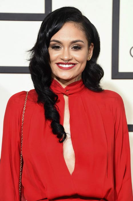 Kehlani at the 58th GRAMMY Awards in February 2016