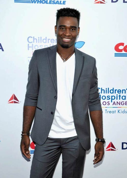 Keo Motsepe at the Children's Hospital Los Angeles' Gala: Noche De Ninos in October 2014