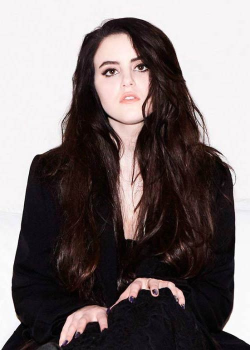 Kiiara poses for a photoshoot done in July 2016