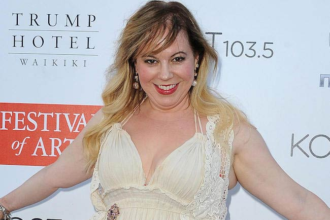 Kirsten Vangsness at Festival Of Arts Celebrity Benefit Concert and Pageant on August 29, 2015
