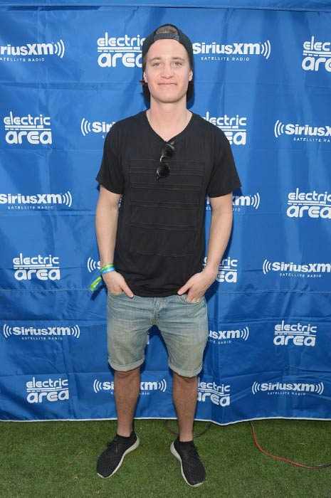 Kygo at the 10th Anniversary Of The SiriusXM Music Lounge in March 2016 in Miami