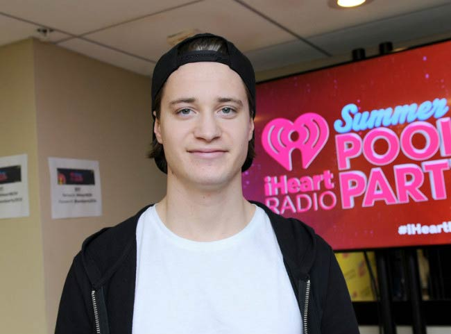 Kygo at the iHeartRadio Summer Pool Party in May 2016 in Florida