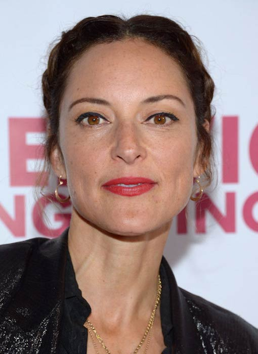 Lola Glaudini at the opening night of Hedwig And The Angry Inch on November 2, 2016