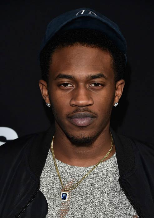 Malcolm David Kelley at the Sleepless premiere in January 2017