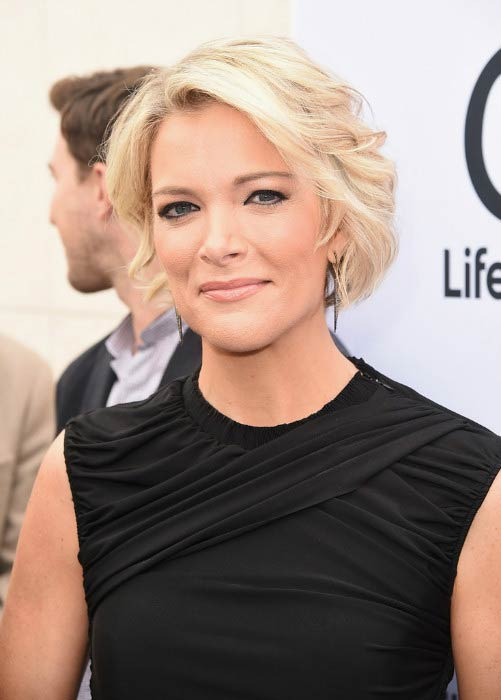 Megyn Kelly at The Hollywood Reporter's Annual Women in Entertainment Breakfast in December 2016