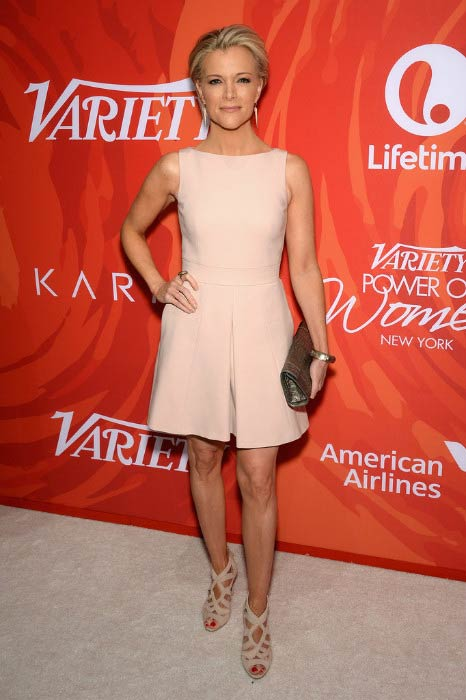 Megyn Kelly at the Variety's Power Of Women: New York in April 2016
