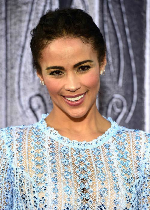 Paula Patton at the premiere of Warcraft in June 2016