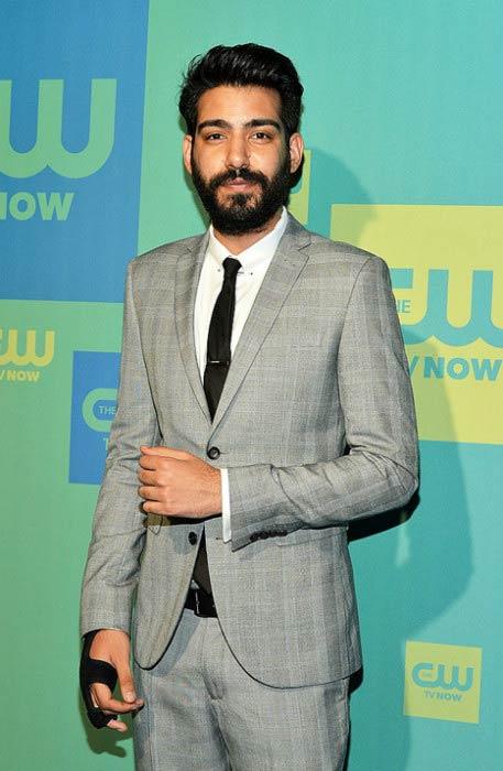 Rahul Kohli at the CW Network's New York 2014 Upfront Presentation