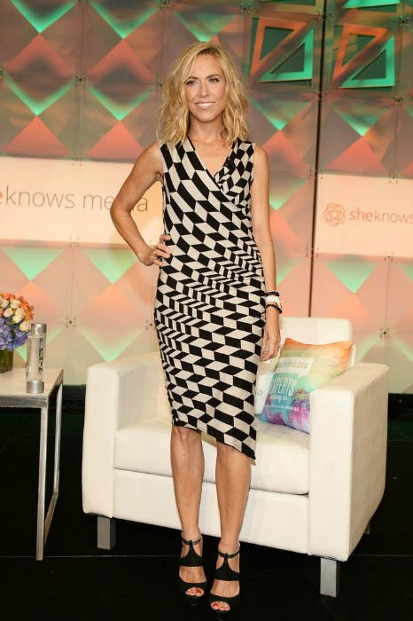 Sheryl Crow at the #BlogHer16 Experts Among Us Conference in August 2016