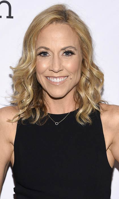 Sheryl Crow at the Stand Up To Cancer's New York Standing Room Only Event in April 2016