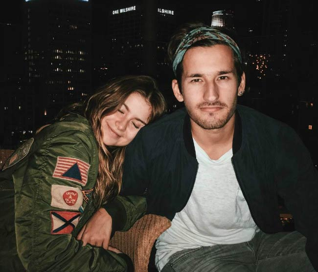 Sofia Reyes and Ricky Montaner
