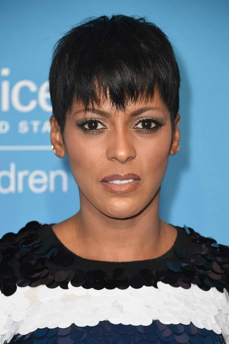 Tamron Hall at the 12th Annual UNICEF Snowflake Ball in November 2016