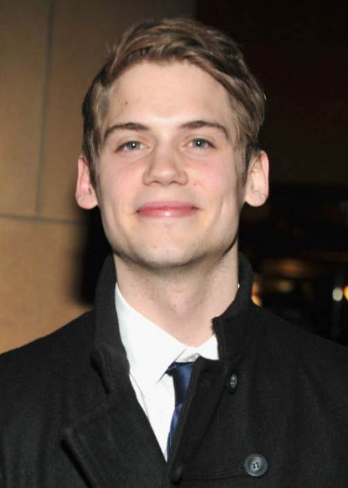 "Tony Oller at the ""Beneath The Darkness"" premiere in January 2012"