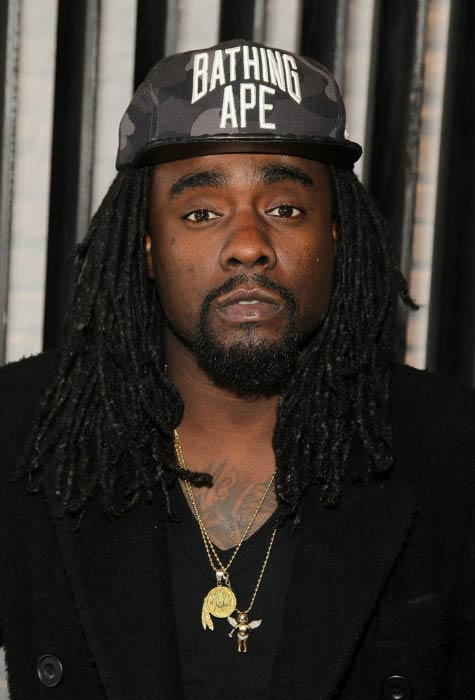 Wale Folarin at the Events DC Presents Wale: A Concert About Nothing in April 2015