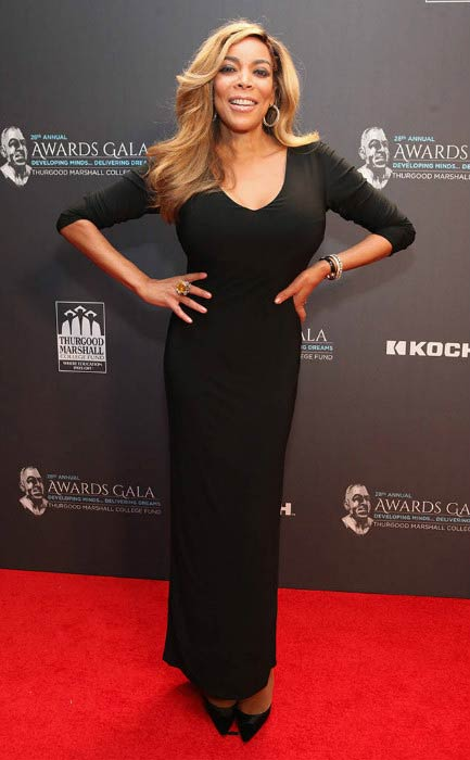 Wendy Williams at the Thurgood Marshall College Fund 28th Annual Awards Gala in November 2016