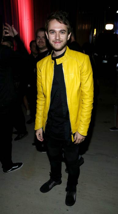 Zedd at the NEON CARNIVAL With Tequila Don Julio in April 2016