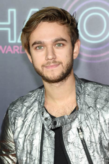 Zedd at the Nickelodeon Halo Awards in November 2016 in New York City