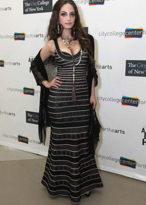 Alexa Ray Joel at the CCCA Inaugural Awards Benefit in May 2015