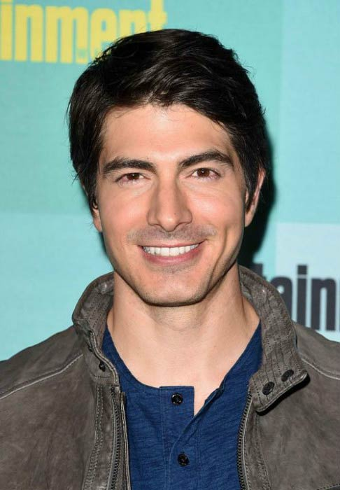 Brandon Routh at the Entertainment Weekly's Annual Comic-Con Party in June 2015
