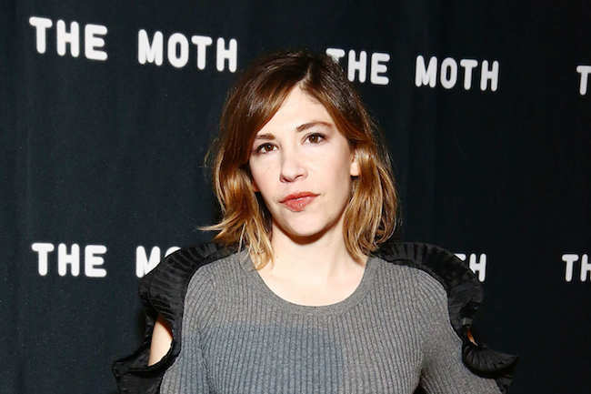 Carrie Brownstein at The 2016 Glam Rock Moth Ball in New York