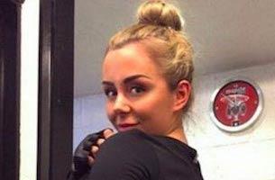 Instagram Fitness Sensation Courtney Black Workout and Diet Tips