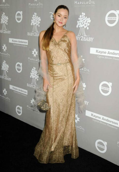 Devon Aoki at the Baby2Baby Gala presented by MarulaOil & Kayne Capital Advisors Foundation in November 2015