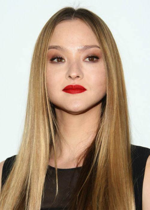 Devon Aoki at the amfAR Inspiration Gala Los Angeles in December 2013