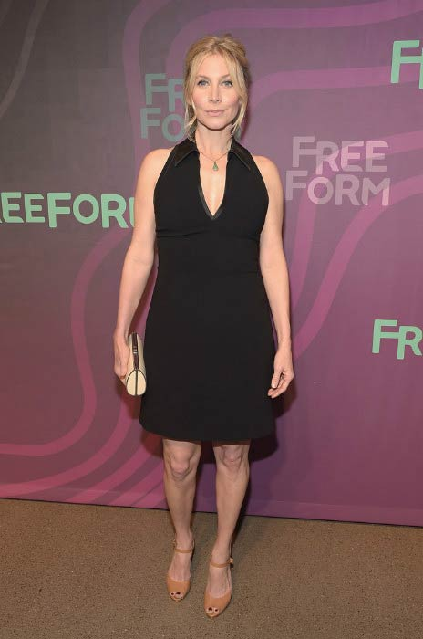 Elizabeth Mitchell at the ABC Freeform Upfront event in April 2016