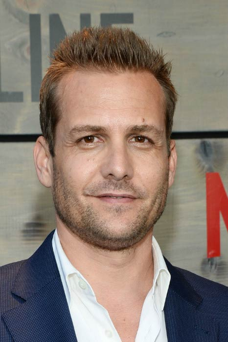 Gabriel Macht at the premiere of Netflix's Bloodline in May 2016