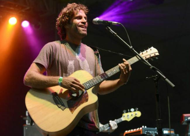 Jack Johnson performing during Bonnaroo Music & Arts Festival in June 2013