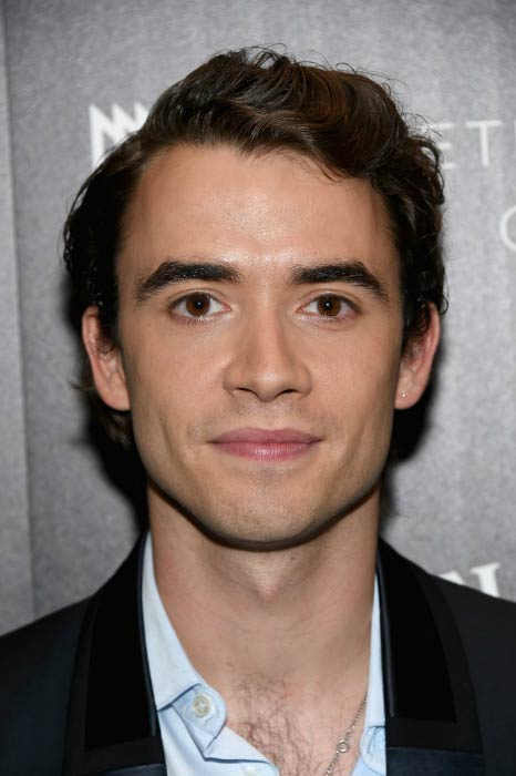 Jamie Blackley at the Sony Pictures Classics Irrational Man premiere in July 2015