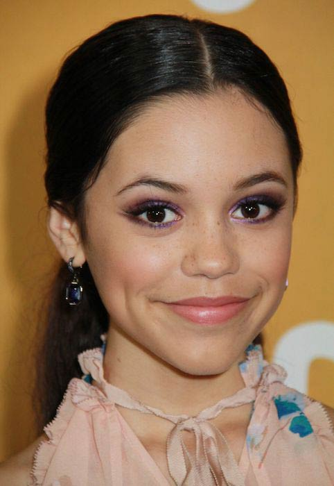 "Jenna Ortega at ""Gifted"" premiere in April 2017"
