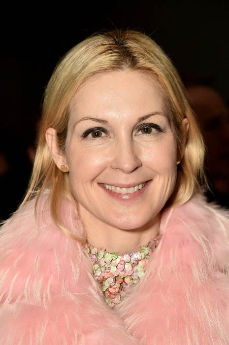 Kelly Rutherford at the Son Jung Wan show during New York Fashion Week in February 2017