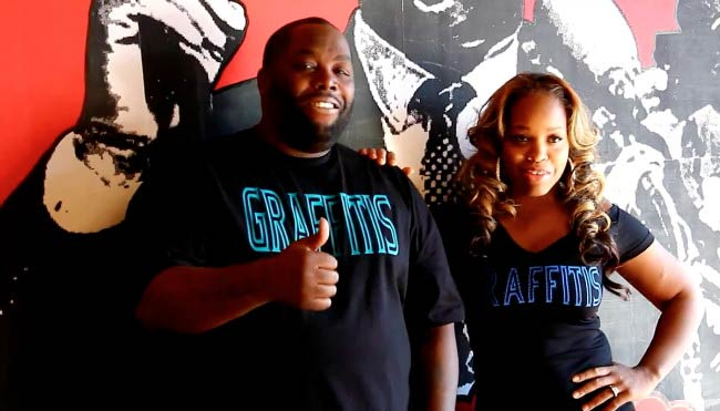 Killer Mike and Shana Render in a file picture