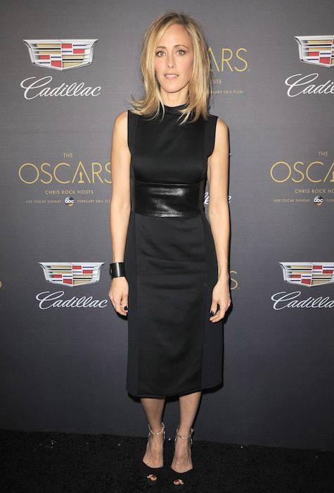 Kim Raver at Cadillac's Pre-Oscar Event in 2016