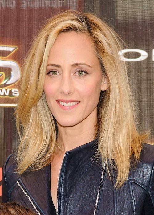 Kim Raver at the premiere of Teenage Mutant Ninja Turtles: Out of the Shadows in May 2016
