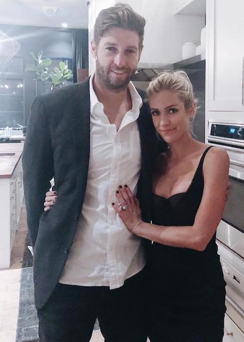Kristin Cavallari and Jay Cutler as seen in March 2018