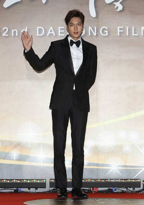 Lee Min Ho Height Weight Body Statistics Healthy Celeb